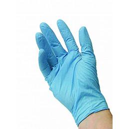 Jednorázové nitrilové rukavice