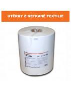 Utěrky z netkané textilie